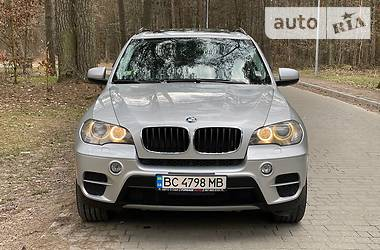 Внедорожник / Кроссовер BMW X5 2010 в Львове