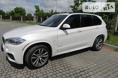 Внедорожник / Кроссовер BMW X5 2017 в Львове