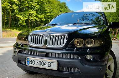 Внедорожник / Кроссовер BMW X5 2005 в Кременце