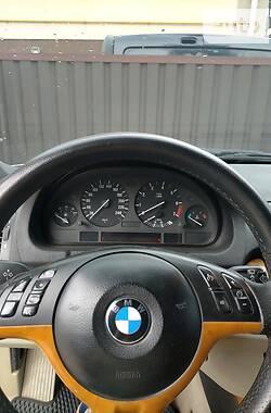Внедорожник / Кроссовер BMW X5 2003 в Броварах