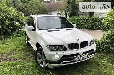 Внедорожник / Кроссовер BMW X5 2005 в Рокитном