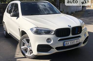 Позашляховик / Кросовер BMW X5 2016 в Києві
