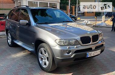 Внедорожник / Кроссовер BMW X5 2004 в Одессе