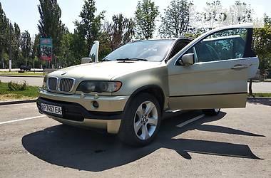 Внедорожник / Кроссовер BMW X5 2000 в Мелитополе