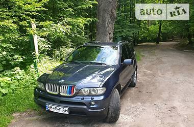 Внедорожник / Кроссовер BMW X5 2004 в Виннице