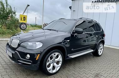 Внедорожник / Кроссовер BMW X5 2008 в Черновцах