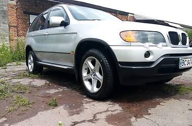 Внедорожник / Кроссовер BMW X5 2002 в Червонограде