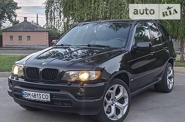 Позашляховик / Кросовер BMW X5 2002 в Сумах