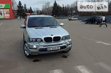 Внедорожник / Кроссовер BMW X5 2000 в Кривом Роге