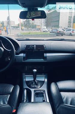 Внедорожник / Кроссовер BMW X5 2003 в Ивано-Франковске