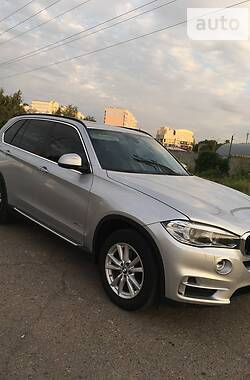 Внедорожник / Кроссовер BMW X5 2014 в Полтаве