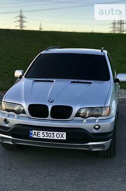 Позашляховик / Кросовер BMW X5 2002 в Дніпрі