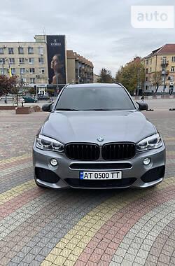 Седан BMW X5 2015 в Ивано-Франковске