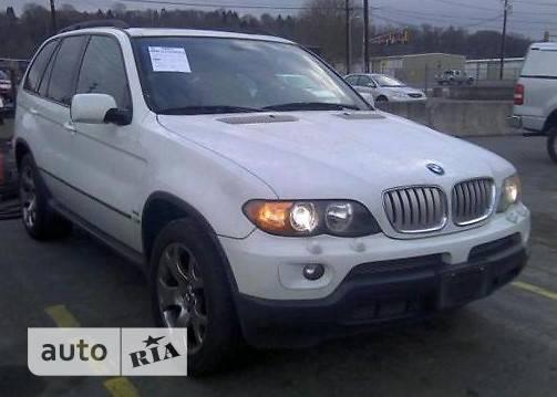 BMW X5 2003 в Луганске