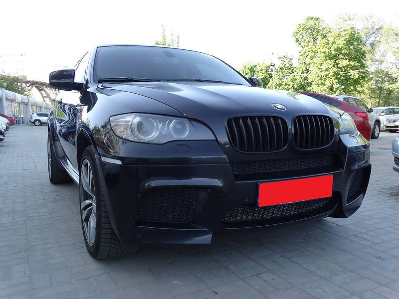 BMW X6 M 2010 в Днепре