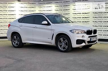 BMW X6 2017 в Києві