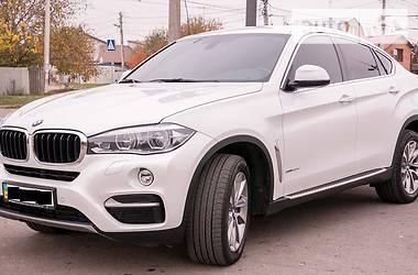 BMW X6 2016 в Харькове