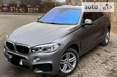 BMW X6 2016 в Черновцах