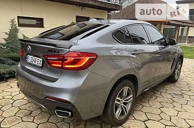 BMW X6 2018 в Полтаві