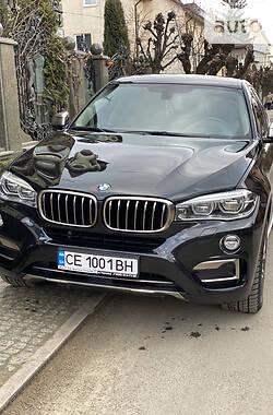 Позашляховик / Кросовер BMW X6 2015 в Чернівцях