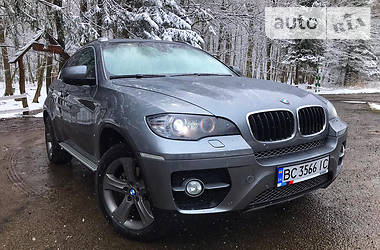 BMW X6 2011 в Дрогобыче