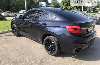 Купе BMW X6 2017 в Днепре