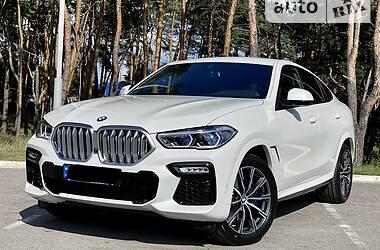 Позашляховик / Кросовер BMW X6 2021 в Києві
