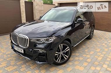 Внедорожник / Кроссовер BMW X7 2020 в Одессе