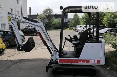 Bobcat 320 2001 в Луцке