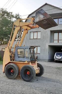 Минипогрузчик Bobcat 873 2002 в Тячеве