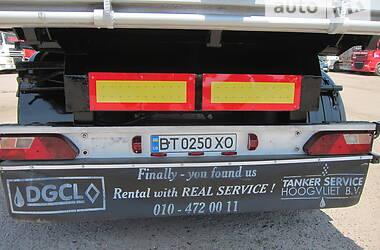 Самоскид напівпричіп Bodex SAF 2016 в Херсоні