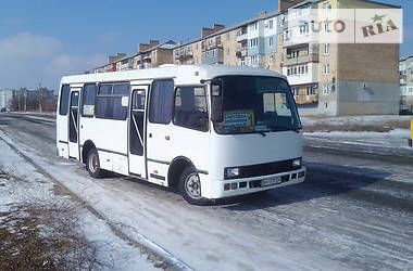 Богдан А-091 2002 в Белгороде-Днестровском