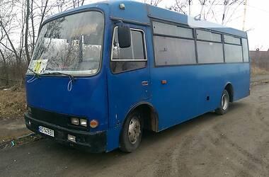 Городской автобус Богдан А-091 2000 в Ужгороде