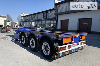 Контейнеровоз полуприцеп Broshuis 31N5 EU 2012 в Тячеве
