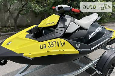 Гидроцикл спортивный BRP Spark 2014 в Запорожье