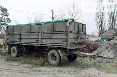Зерновоз - прицеп BSS PV 1986 в Решетиловке