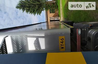 Самосвал полуприцеп Bulthuis ATM 1991 в Рогатине