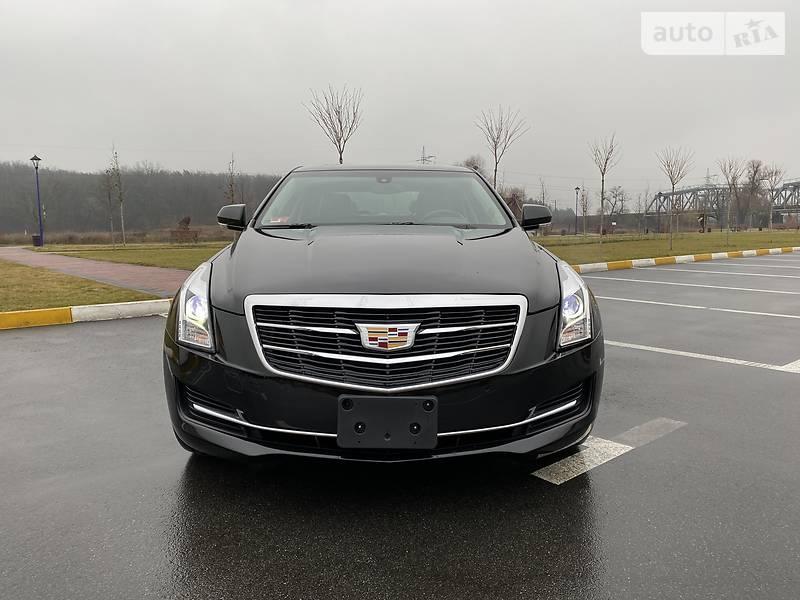 Cadillac ATS 2014 в Киеве