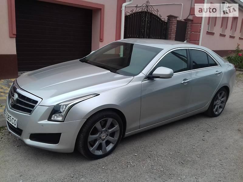 Cadillac ATS 2013 в Кропивницком