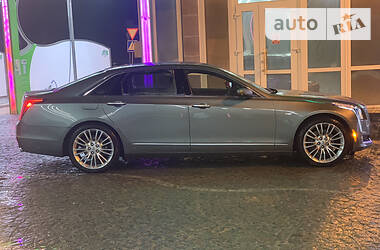 Cadillac CT6 2016 в Хмельницком
