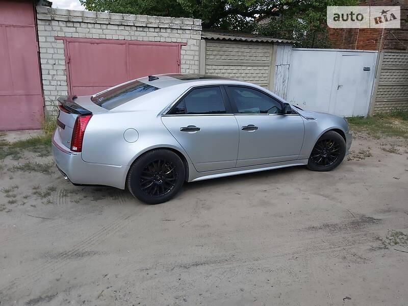 Cadillac CTS 2011 в Харкові