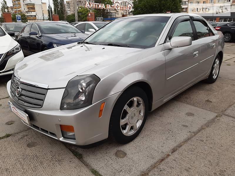 Cadillac CTS 2004 в Одессе
