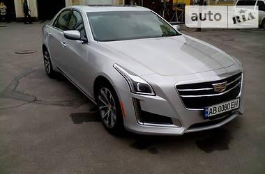 Cadillac CTS 2015 в Виннице