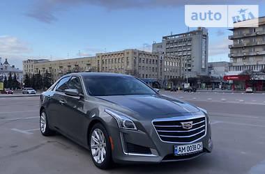 Седан Cadillac CTS 2016 в Киеве
