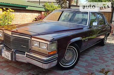 Cadillac DE Ville 1986 в Луцке