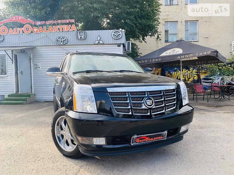 Cadillac Escalade 2007 в Одессе