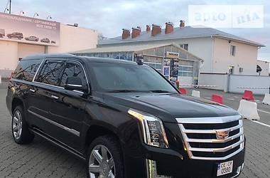 Внедорожник / Кроссовер Cadillac Escalade 2015 в Черновцах