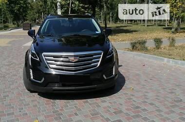 Внедорожник / Кроссовер Cadillac XT5 2016 в Кропивницком