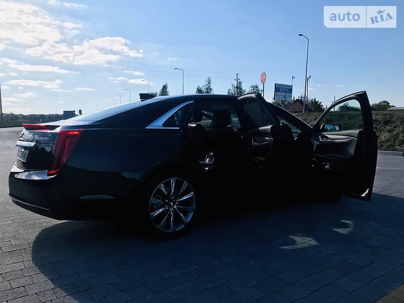 Cadillac XTS 2016 в Львове