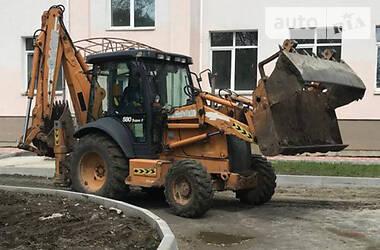 Case 580 2008 в Киеве